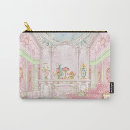 Paris Pink Patisserie Carry-All Pouch