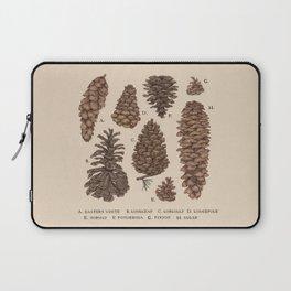 Pinecones Laptop Sleeve