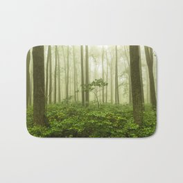 Dreaming of Appalachia - Nature Photography Digital Landscape Bath Mat