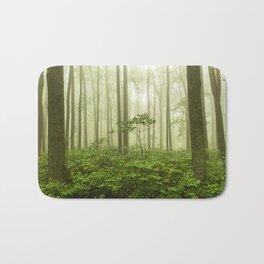 Dreaming of Appalachia - Nature Photography Digital Landscape Bath Mat
