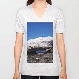 Iceberg on the Rocks Unisex V-Neck