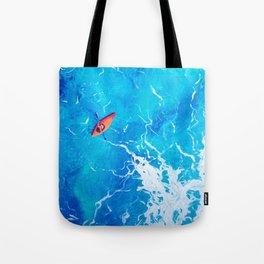 Kayak-Itti-Yak Tote Bag