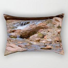 Virgin_River Falls 0860 - Zion Court Rectangular Pillow