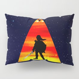 LEGEND OF ZELDA TRIANGLE Pillow Sham