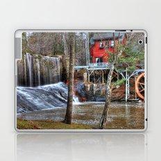 North Carolina Waterfall and Mill Laptop & iPad Skin