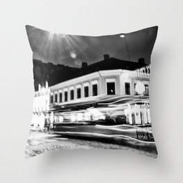 Lund In Motion 1 Throw Pillow