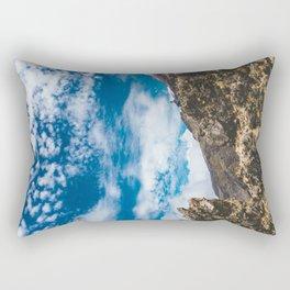 Iztaccihutal Volcano, Mexico City Rectangular Pillow