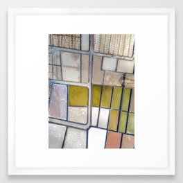 Salinas vertical 2 Framed Art Print