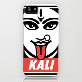 Obey Kali iPhone Case
