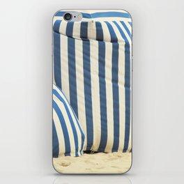 In The Beach iPhone Skin