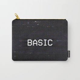 BASIC Carry-All Pouch