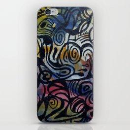 Wiggles iPhone Skin