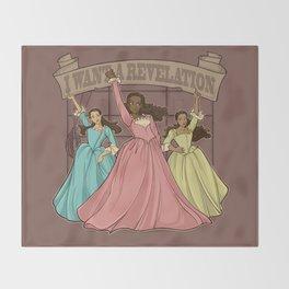 Revelation Throw Blanket