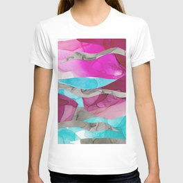 Our Love Is, Ink Abstract T-shirt