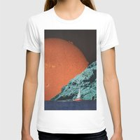 sailing T-shirts featuring Sailing by Djuno Tomsni