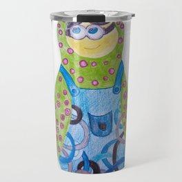 Minion matryoshka Travel Mug