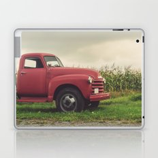 The Farm Truck Laptop & iPad Skin