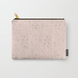 Diamond Dancers Carry-All Pouch