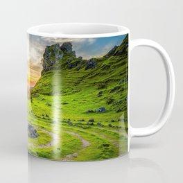 Fairytale Landscape, Isle of Skye, Scotland Coffee Mug