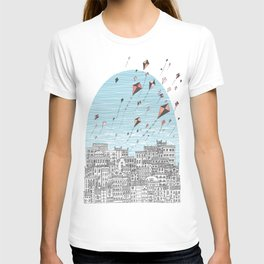 Kedesh City of Refuge T-shirt