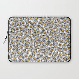 Daisy flowers print (11-2-19) Laptop Sleeve