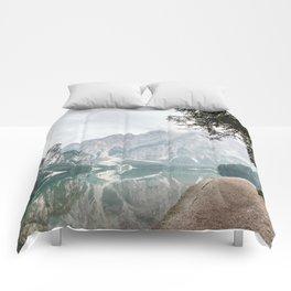 Follow Me Home Comforters