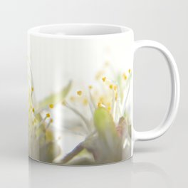 Abstract Filament Coffee Mug