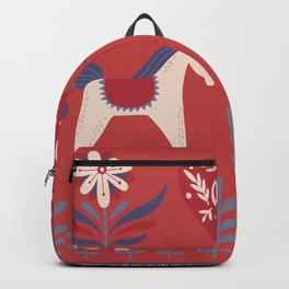 Swedish Christmas 2 Backpack