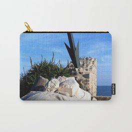 Picasso Museum Arrow - Antibes Carry-All Pouch