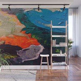 El Nino Abstract Wall Mural