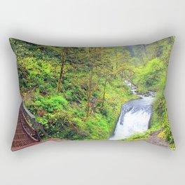 Oneonta Falls Rectangular Pillow