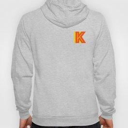 Letter K Hoody