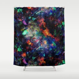 Colour Splash G275 Shower Curtain
