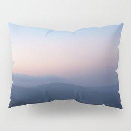 Blue Hills at Sunset Pillow Sham