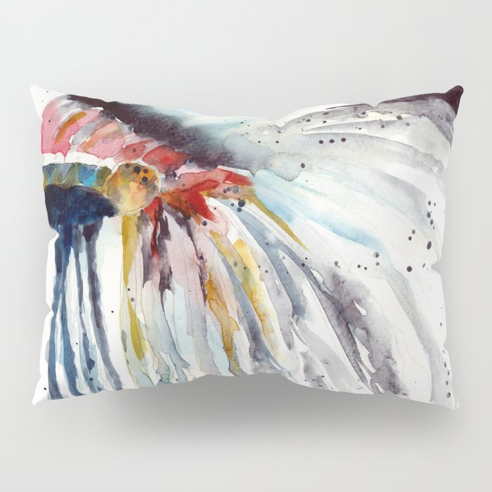 Indian Headress Pillow Sham