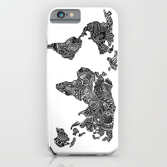 World iPhone & iPod Case