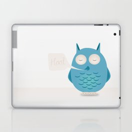 That was a hoot! Laptop & iPad Skin