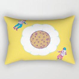 Moon Yolk Rectangular Pillow