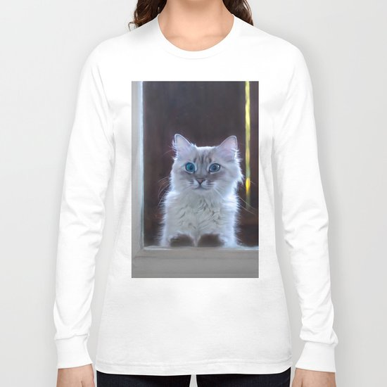 What about second breakfast? Long Sleeve T-shirt