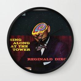 Sing Along At The Tower Wall Clock