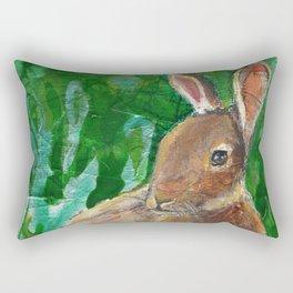 The Pause Rectangular Pillow