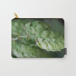 Humulus lupulus, the Common Hop Carry-All Pouch