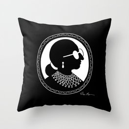 I Dissent Throw Pillow