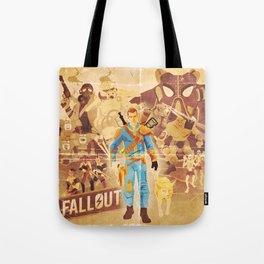 FALLOUT FAN ART Tote Bag