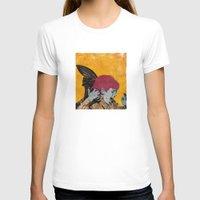 wesley bird T-shirts featuring Bird by Alvaro Tapia Hidalgo