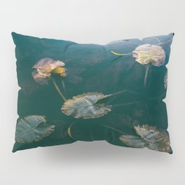 Lily Pads Pillow Sham