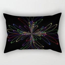 Abstract Perfektion 88 Rectangular Pillow