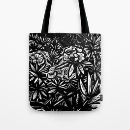 Carolina Rhododendron Tote Bag