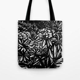 Carolina Rhododendron Tote Bag