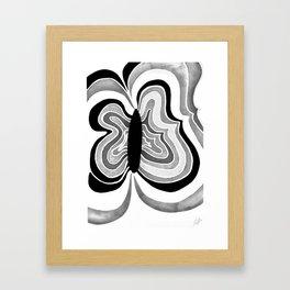 Ex - Caterpillar Framed Art Print